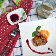 帕劳美食Taro Rösti(芋头糕)