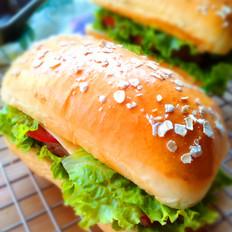 牛肉燕麦堡的做法[图]