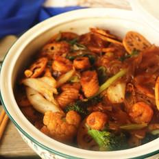 虾仁麻辣香锅
