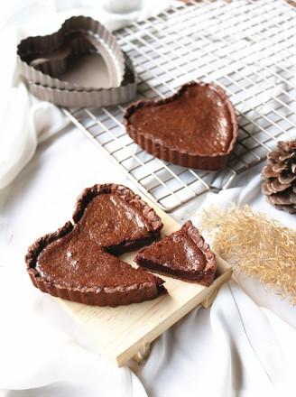 甜蜜巧克力派