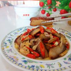 尖椒东坡肉