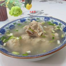 清汤老排的做法[图]