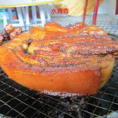 熏烤咖喱腊肉