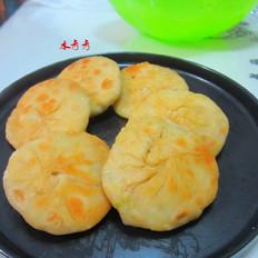 木耳猪肉煎饼
