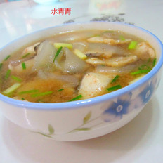 鱼片粉皮汤的做法[图]