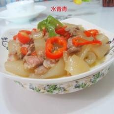 粉皮炒肉的做法[图]