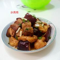 油豆腐焖东坡肉的做法[图]