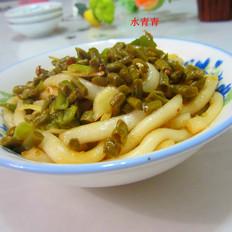 炒土豆粉的做法[图]