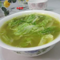 咖喱高汤白菜