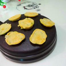葱香鸡蛋饼