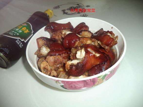 酥香东坡猪蹄的做法
