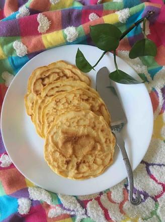 燕麦玉米饼的做法