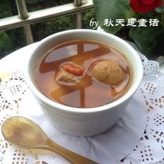 无花果煲瘦肉汤