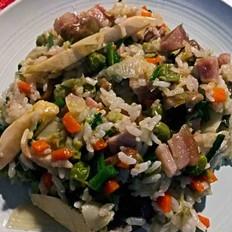 江南豌豆饭的做法[图]