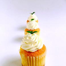 绵软海绵杯子蛋糕