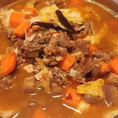 香浓羊肉汤的做法[图]
