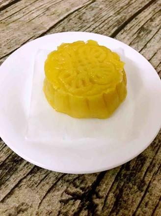 南瓜月饼的做法