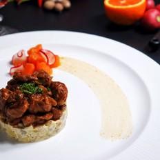 土耳其名菜:苏丹最爱