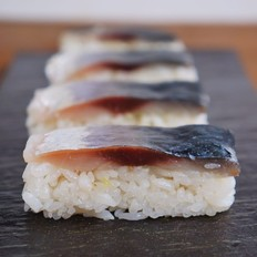 鯖魚押壽司