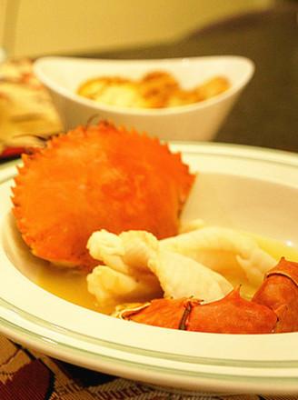 马赛鱼汤的做法