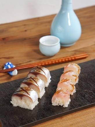 棒寿司的做法