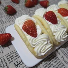 草莓卷的做法[图]