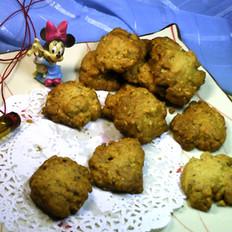 榛仁粒粒酥饼