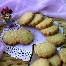 杏仁饼干的做法[图]