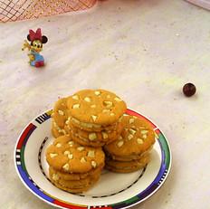 蜂糖奶油夹心饼