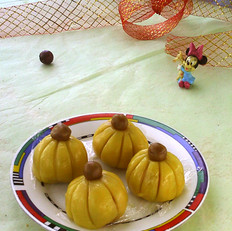 南瓜和果子