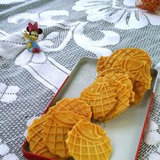 浓香原味蛋黄饼的做法[图]