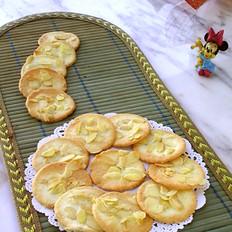 杏仁薄饼的做法[图]
