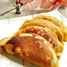 #成都小吃#蛋烘糕