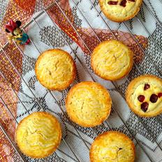 法式蔓越莓乳酪月饼#长帝烘焙节#