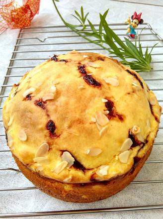 奶酪面包蛋糕的做法