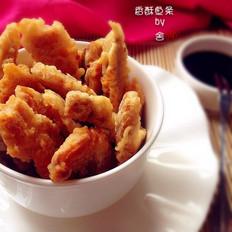 香酥脆鱼条