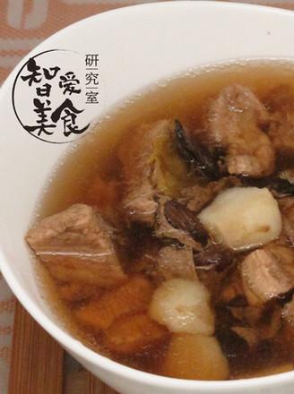罗汉果荸荠瘦肉汤的做法