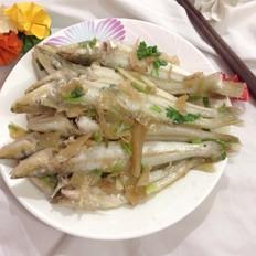 冬菜沙尖鱼