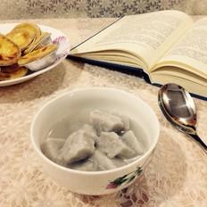 绵绵香芋甜汤