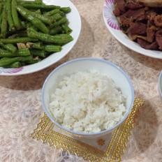 一人食--蒸米饭