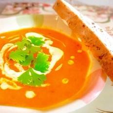 墨西哥番茄汤