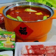 #家乐火锅节#番茄浓汤火锅