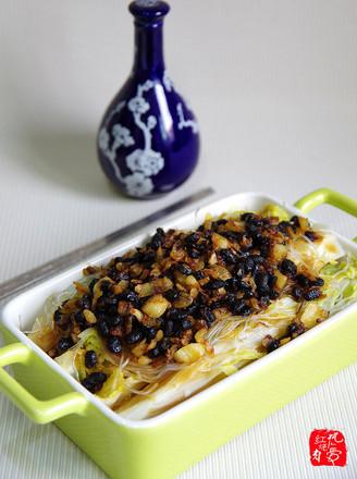豆豉蒜蓉蒸娃娃菜的做法