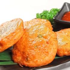 香茅草咖喱鱼饼的做法[图]