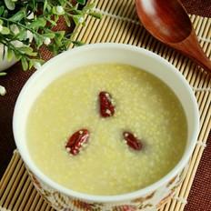红枣燕麦小米粥