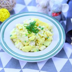 鸡刨豆腐  宝宝辅食食谱