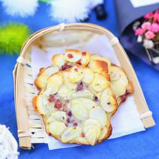 蔓越莓杏仁瓦片  宝宝辅食食谱