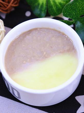土豆牛肉泥 宝宝辅食食谱的做法