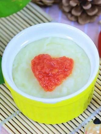 土豆西红柿泥 宝宝辅食食谱的做法
