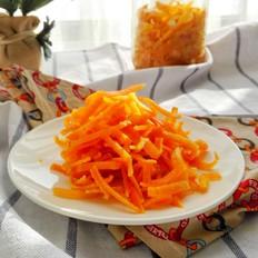 消食化痰的糖渍橙皮